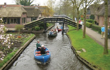 Giethoorn and Flevoland