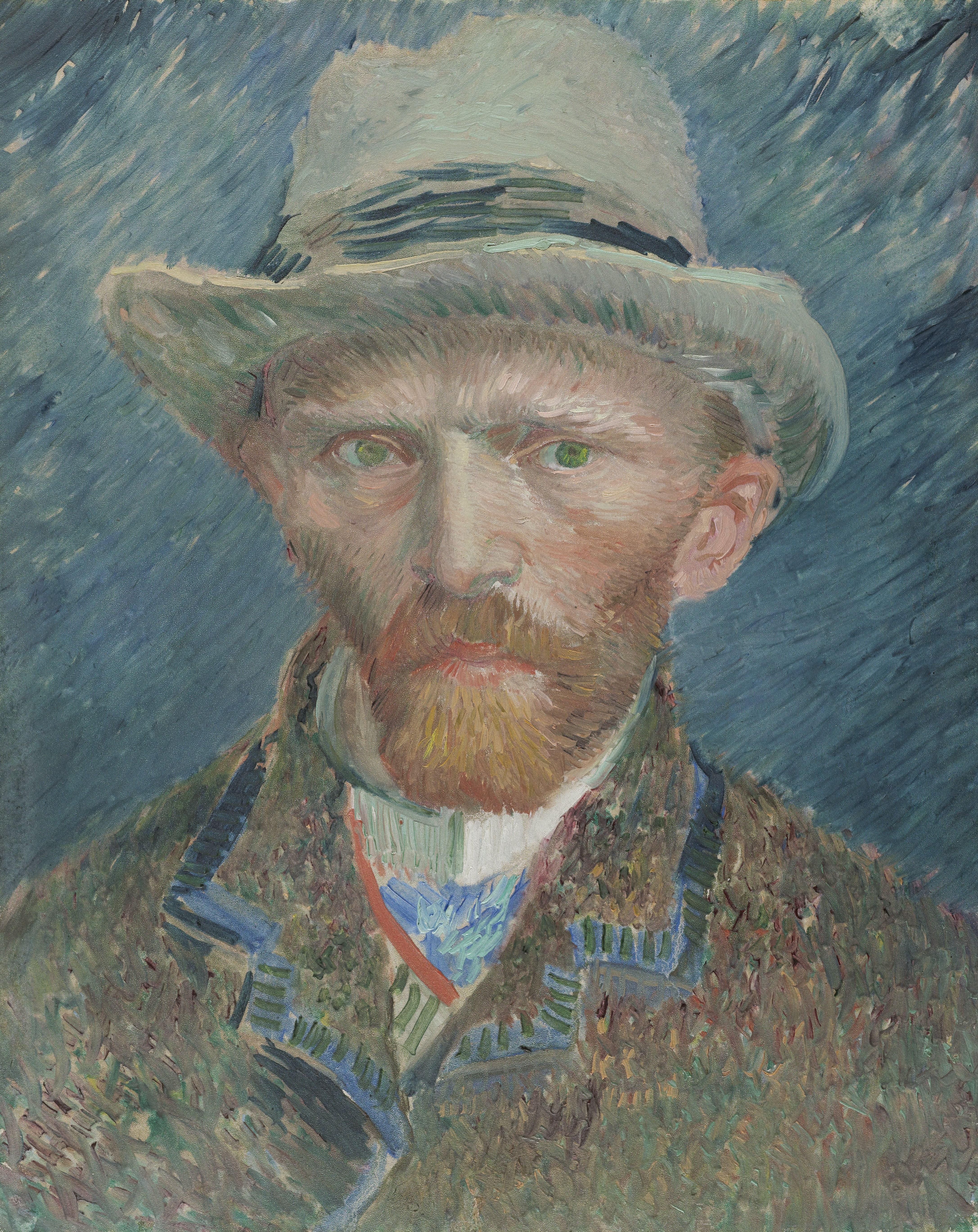 Vincent van Gogh - homeland